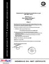 Membrane DIN-4807 Certificates