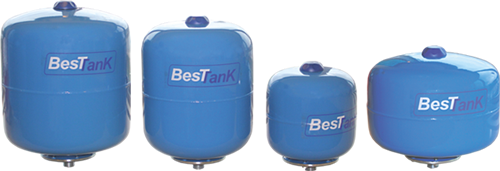 POTABLE WATER PRESSURE TANK SERIES