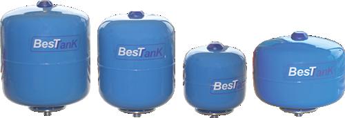 POTABLE WATER PRESSURE TANK SERIES